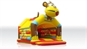 Picture of Bounce Monkey with roof and figure 10,5 x 7,2 m