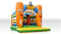 Picture of Bounce Lotti with roof 5,2 x 4,2 x 4,5 m