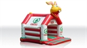 Picture of Bounce Spar with roof and figure 7,2 x 6,2 m