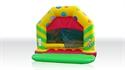 Obrazek dla kategorii Basen na piłki Spielhaus Pumuckl z dachem (bez piłek)