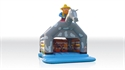 Picture of Bounce Cowboy with roof and figure 10,5 x 7,2 m