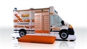 Picture of Bounce Ambulance without roof 6,3 x 5,1 x 3 m