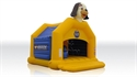 Picture of Bounce Dog with roof and figure 6,2 x 5,2 x 5,6 m