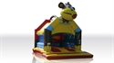 Picture of Bounce Monkey with roof and figure 4,1 x 3,55 x 3,85 m